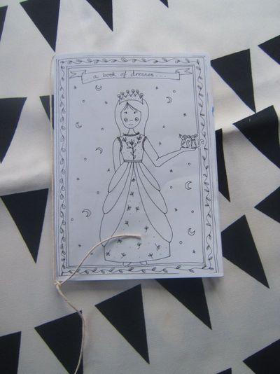 Princess drawings